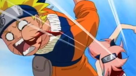 Relleno en Naruto