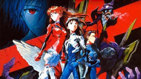 Evangelion llegará a Netflix el 21 de junio