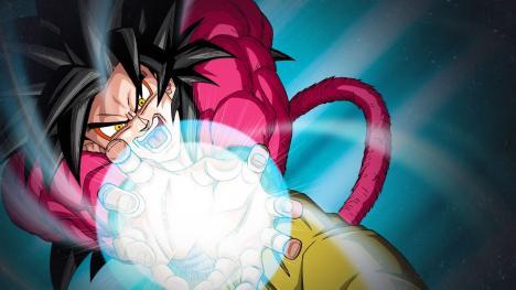 Dragon Ball GT regresa con Anime Cómic