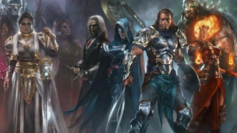 Magic the Gathering tendrá una serie de dibujos en Netflix supervisada por los hermanos Russo