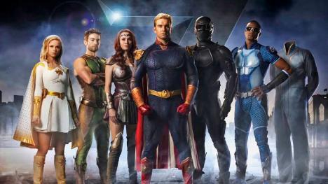 Amazon Prime Video estrena parrilla  para julio de 2019 con 'Friends' y 'The Boys' a la cabeza