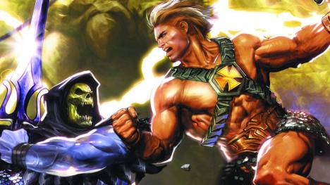 He-Man y los Másters del Universo