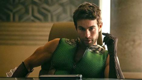 Chace Crawford en The Boys