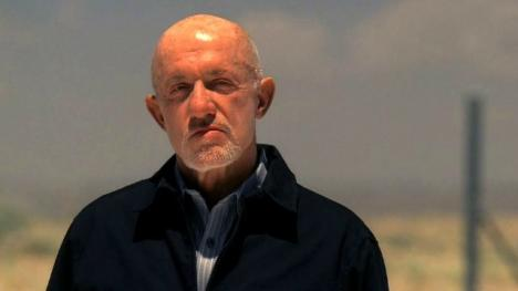 Mike Ehrmantraut - Breaking Bad