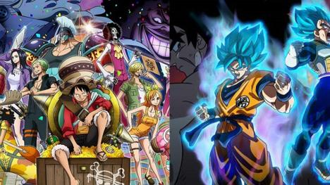 La película One Piece Stampede, a punto de superar a Dragon Ball Super Broly en taquilla