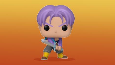 Funko Pop Trunks Dragon Ball Z