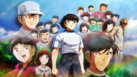 Captain Tsubasa (Oliver y Benji)