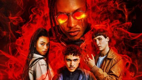 Mortal serie Netflix