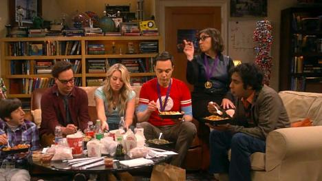 The Big Bang Theory escena final