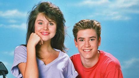 Salvados por la campana - Zack y Kelly