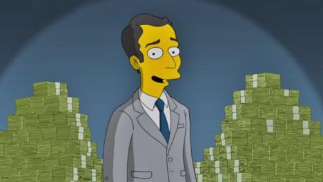 El cameo de Jim Parsons (Big Bang) en Los Simpson y su posible nueva predicción