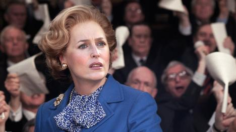 The Crown - Gillian Anderson