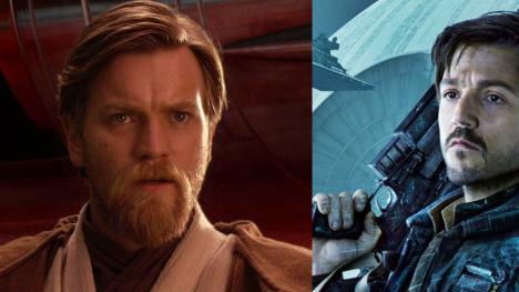 Las nuevas series Star Wars: Obi-Wan Kenobi y Cassian Andor