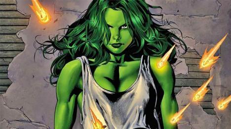 She Hulk (Hulka)
