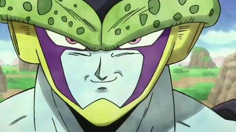 Cell en Dragon Ball