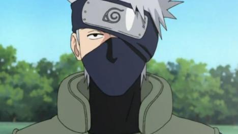 Kakashi de Naruto