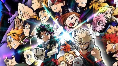 My Hero Academia El despertar de los Héroes