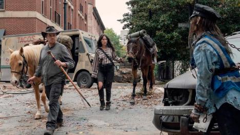 Princesa en The Walking Dead