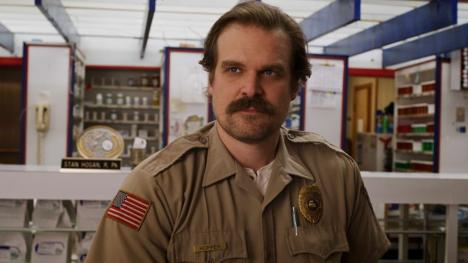 Stranger Things - Sheriff Hopper