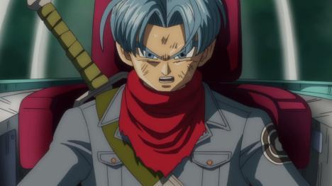 Dragon Ball Super - Muestra del manga en color