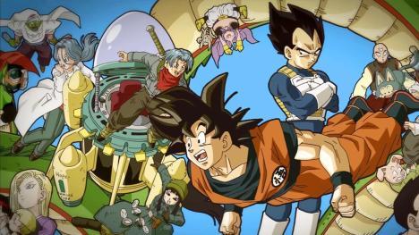 El manga de Dragon Ball Super se publicará en color