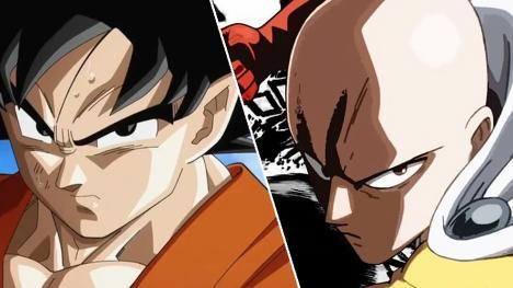 Saitama y Goku