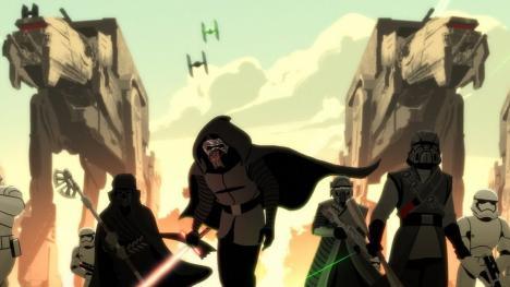 Star Wars Galaxy of Adventures - Kylo Ren
