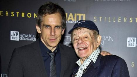 Ben Stiller y Jerry Stiller