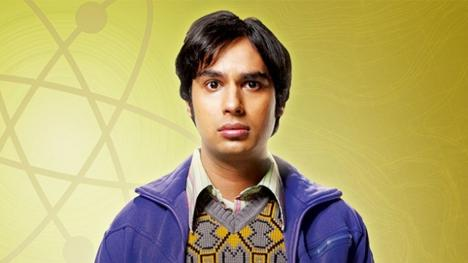 The Big Bang Theory - Raj