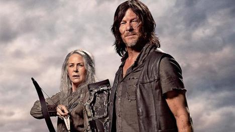 El futuro de The Walking Dead