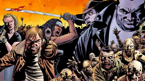 Cómic The Walking Dead