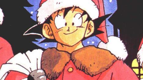 Dragon Ball - ¿Los saiyans celebran Navidad? Akira Toriyama responde