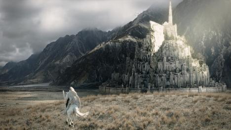 MinasTitith - El Señor de los Anillos