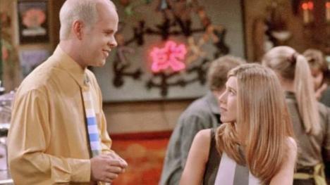 Friends - Gunther y Rachel