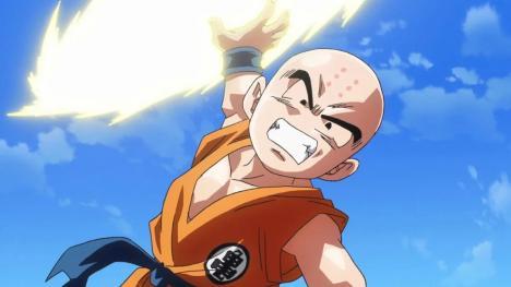 Dragon Ball - Un manga oficial de Krilín se ha llegado a plantear