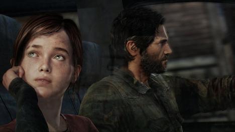 The Last of Us Ellie Joel