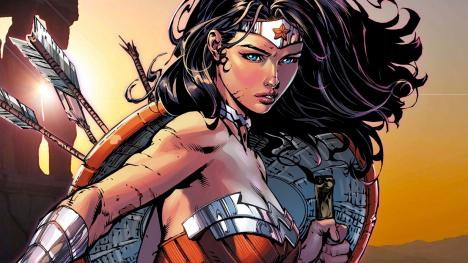 Cómic de Wonder Woman
