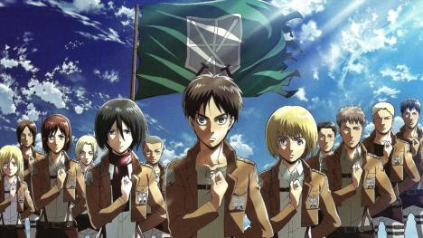 Anime Ataque a los Titanes (Shingeki no Kyojin)