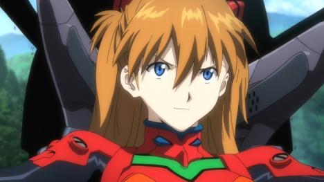 Evangelion - Asuka Langley