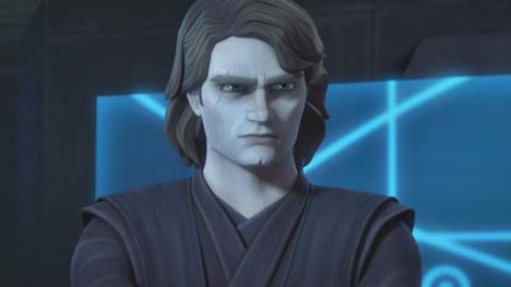 Star Wars The Clone Wars - Anakin Skywalker