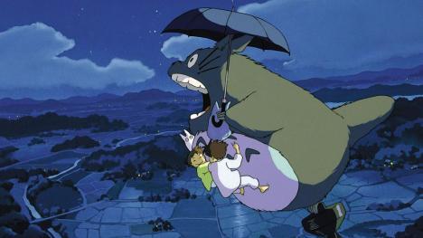 ghibli totoro miyazaki