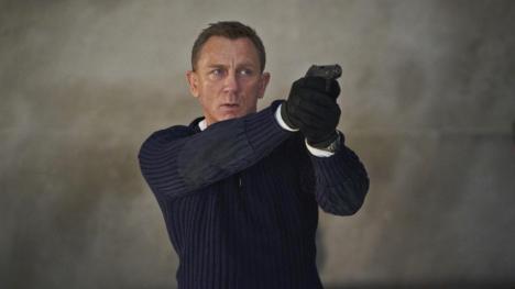 James Bond Sin tiempo para morir