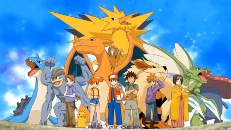 Cómo sería la intro de Pokémon con el estilo de Digimon