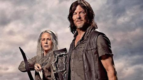 The Walking Dead - Daryl y Carol