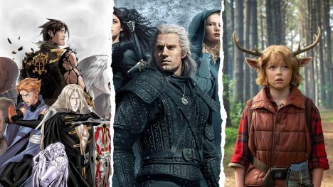 Mejores series Netflix 2021
