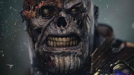 Thanos Zombie (Fanart)