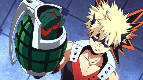 My Hero Academia - Katsuki Bakugo
