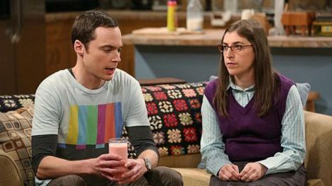 Sheldon y Amy - The Big Bang Theory