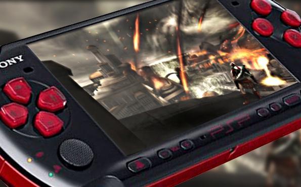 Nos quedamos sin PSP de God of War - HobbyConsolas Juegos