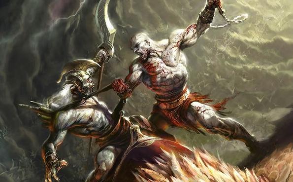 Los God of War de PSP rumbo a PS3 - HobbyConsolas Juegos